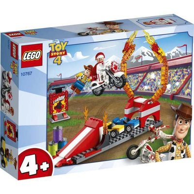 Lego Toy Story 4 10767 Dük Caboom'un Akrobasi Gösterisi