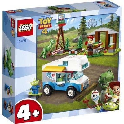 Lego Disney Pixar Oyuncak Hikyesi 4 Karavan Tatili 10769