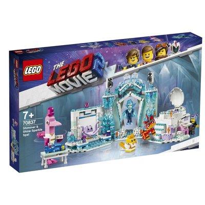 Lego Movie Shimmer & Shine Sparkle Spa 70837