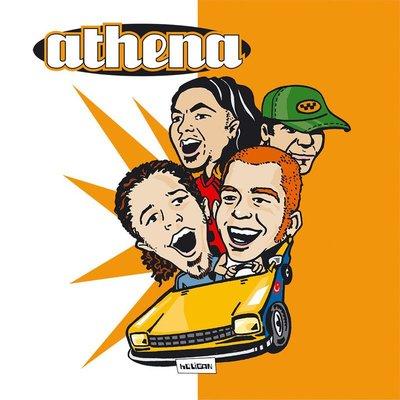 Athena (Turuncu Vinyl)