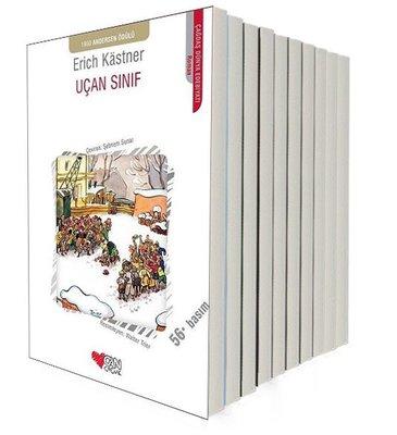 Erich Kastner Seti - 10 Kitap Takım