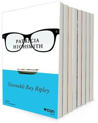 Patricia Highsmith Seti - 8 Kitap Takım