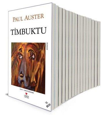 Paul Auster Seti 2 - 21 Kitap Takım