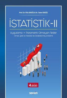 İstatistik 2: Uygulama- Parametrik Olmayan Testler
