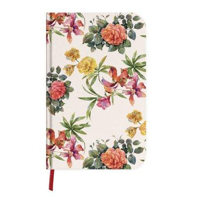 fabooks One Line a Day Floral 5 Yıllık Süresiz Ajanda