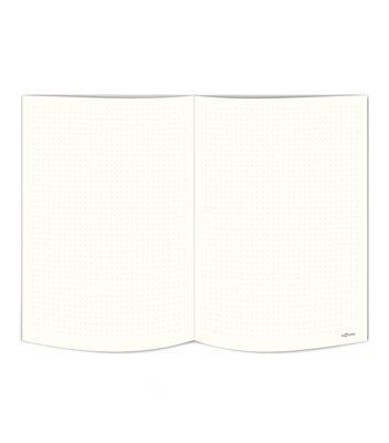 Le Color Botanıc Noktalı 17x24 Turuncu 192 Sayfa