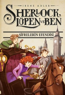 Sherlock Lupen ve Ben 10-Şifrelerin Efendisi