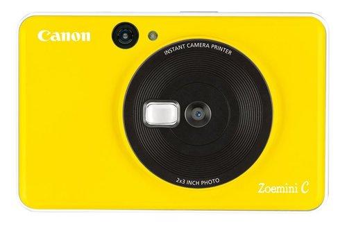 Canon Zoemini C Fotoğraf Makinesi & Yazıcı Sarı