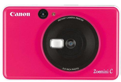 Canon Zoemini C Fotoğraf Makinesi & Yazıcı Pembe