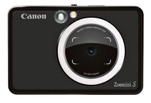 Canon Zoemini S Bluetooth Fotoğraf Makinesi& Yazıcı Siyah