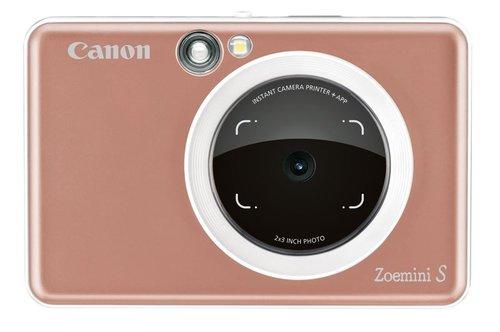 Canon Zoemini S Bluetooth Fotoğraf Makinesi& Yazıcı Rose