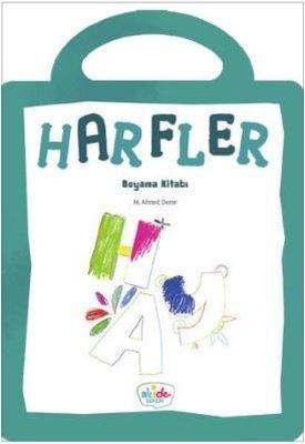 Harfler-Boyama Kitabı