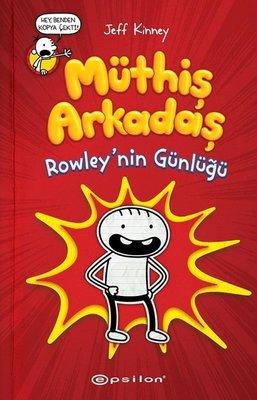 Müthiş Arkadaş Rowley'in Günlüğü