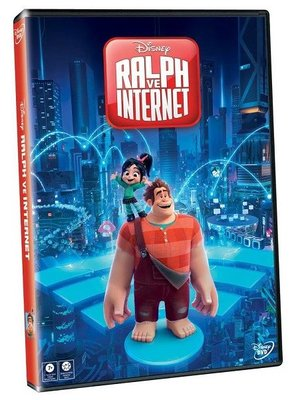 Ralph Breaks The Internet - Ralph Breaks ve  İnternet