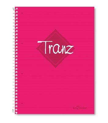 Le Color Tranz A5 Pembe Defter 200 Sayfa