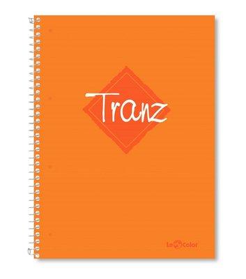 Le Color Tranz A4 Turuncu Defter 200 Sayfa