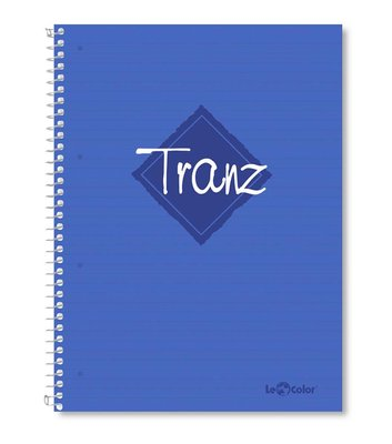 Le Color Tranz A5 Mavi Defter 200 Sayfa