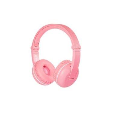 BuddyPhones Play Sakura Pink Wireless HeadPhones