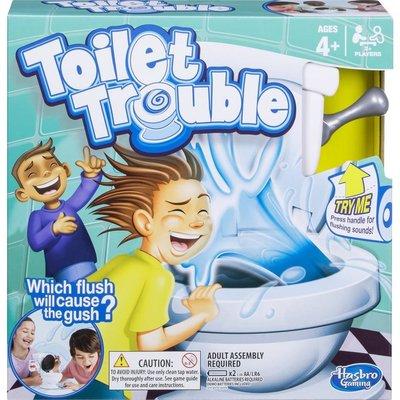 H.Games Toilet Trouble C0447