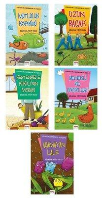 Hikayelerle Karakter Gelişimi Serisi-5 Kitap Takım