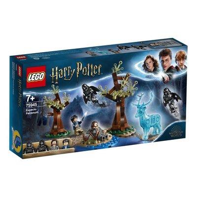 Lego Harry Potter TM 75945 Expecto Patronum V29