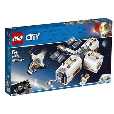 Lego City Ay Uzay İstasyonu 60227
