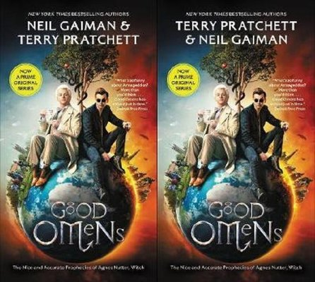 Good Omens TV Tie-in: The Nice and Accurate Prophecies of Agnes Nutter Witch