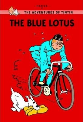 The Blue Lotus (Tintin Young Readers Series)