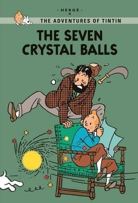 The Seven Crystal Balls (Tintin Young Readers Series)