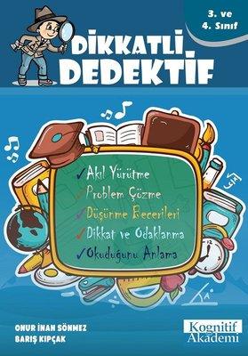 Dikkatli Dedektif 3. ve 4.Sınıf