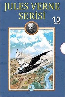 Jules Verne Serisi Seti-10 Kitap Takım
