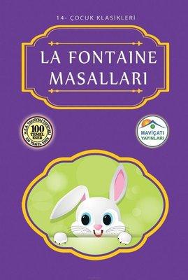 La Fontaine Masalları-Çocuk Klasikleri 14