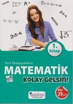 Yeni Başlayanlara Matematik 1.Kitap