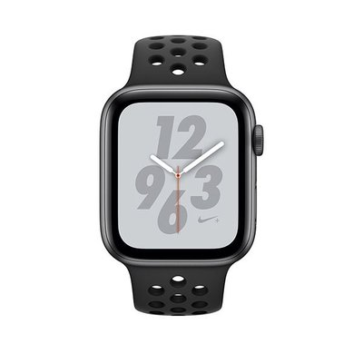 Apple Watch Seri 4 Nike GPS 40mm Uzay Grisi Alüminyum Kasa ve Antrasit/Siyah Nike Spor Kordon MU6J2TU/A