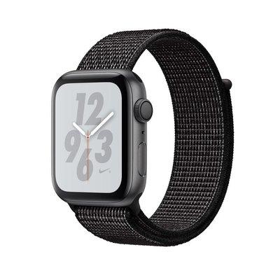 Apple Watch Nike+ Series 4 GPS 40 mm Uzay Grisi Alüminyum Kasa ve Siyah Nike Spor Loop MU7G2TU/A