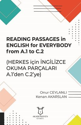 Reading Passages in English for Everybody from A.1 to C.2