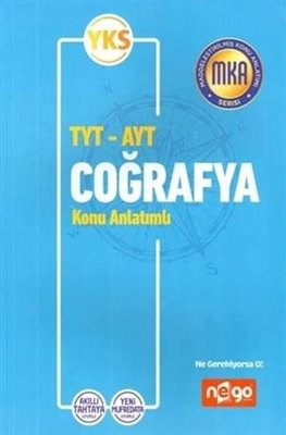 TYT-AYT-YKS Coğrafya Konu Anlatımlı