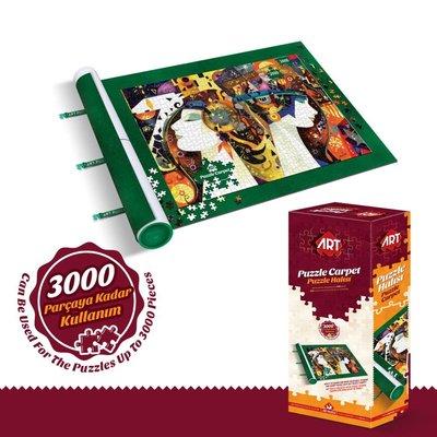 Art-Aksesuar 3000'Lik Puzzle Halısı (Kutulu) 907