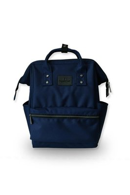 OrganiCraft Country Backpack Lacivert