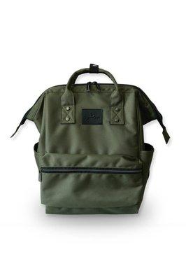 OrganiCraft Country Backpack Haki