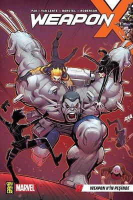 Weapon X 2: Weapon H'nin Peşinde
