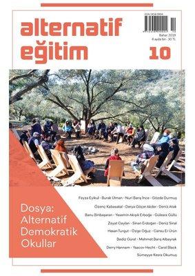 Alternatif Eğitim Dergisi Sayı 10