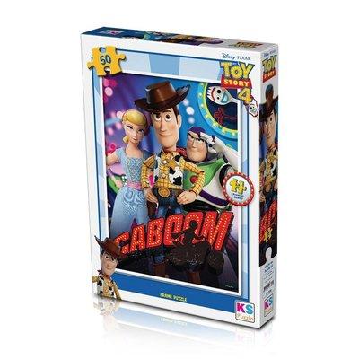 Ks Games Toy Story 50 Parça Puzzle