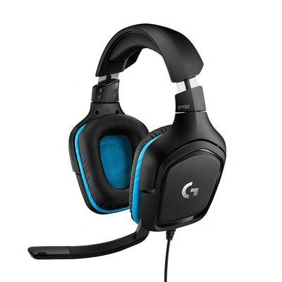Logitech G432 Leatherette Headset
