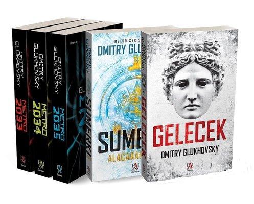 Dmitry Glukhovsky Seti-5 Kitap Takım