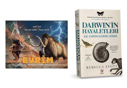 Evrim Seti-1 Oyun 1 Kitap
