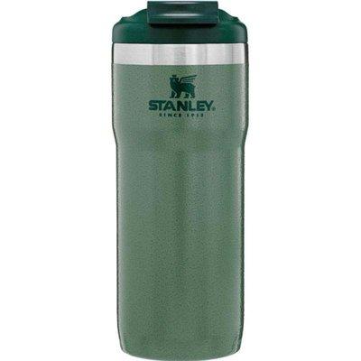 Stanley-Classic Twinlock Travel Mug 0.47L Hammertone Green