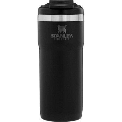 Stanley-Classic Twinlock Travel Mug 0.47L Matte Black