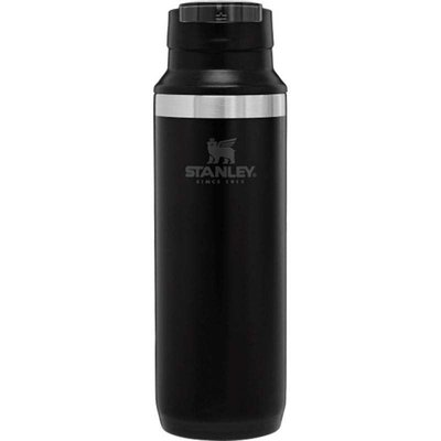 Stanley-Adventure Switchback Travel Mug 0.47L Matte Black