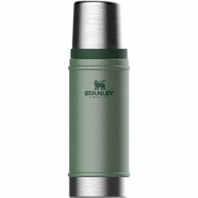 Stanley-Classic Legendary Bottle 0.47L Hammertone Green